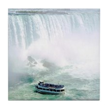 Maid of the Mist Tile Coaster