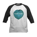 Hosta Trader Kids Baseball Jersey