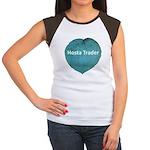 Hosta Trader Women's Cap Sleeve T-Shirt
