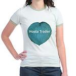 Hosta Trader Jr. Ringer T-Shirt