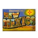 Greetings from New Mexico Postcards (Package of 8)