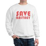 SAVE BRITNEY Sweatshirt