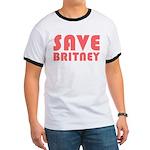 SAVE BRITNEY Ringer T