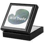 Will trade for hostas Keepsake Box