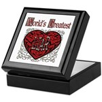 World's Best Liar Keepsake Box