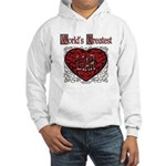 World's Best Liar Hooded Sweatshirt