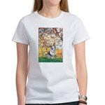 Spring - Corgi (Bl.M) Women's T-Shirt