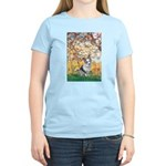 Spring - Corgi (Bl.M) Women's Light T-Shirt