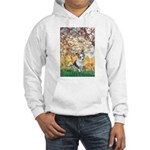 Spring - Corgi (Bl.M) Hooded Sweatshirt