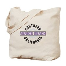 Venice Beach California Tote Bag