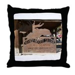 Mangy Moose Throw Pillow