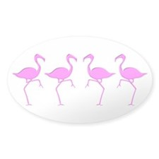 Pink Flamingo Decal