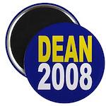 Dean for President in 2008 (Magnet)