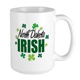 North Dakota Irish Mug