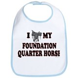 """Foundation Quarter Horse"" Bib"
