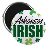"Arkansas Irish 2.25"" Magnet (100 pack)"