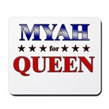 MYAH for queen Mousepad