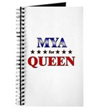 MYA for queen Journal