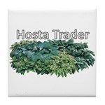 Hosta Trader Tile Coaster