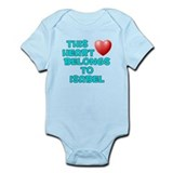 This Heart: Isabel (E) Infant Bodysuit