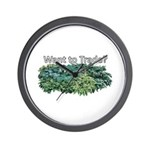 Want to trade hostas? Wall Clock