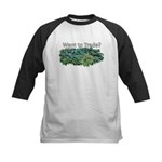 Want to trade hostas? Kids Baseball Jersey