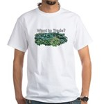 Want to trade hostas? White T-Shirt