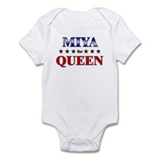 MIYA for queen Infant Bodysuit