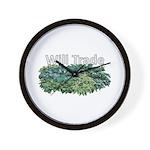 Will trade for hostas Wall Clock