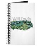 Will trade for hostas Journal