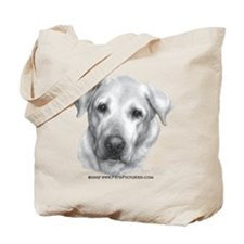 Alex, Labrador Retriever Tote Bag