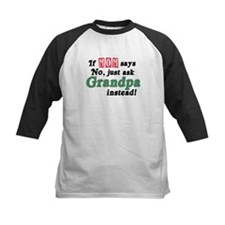Just Ask Grandpa! Tee