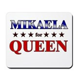MIKAELA for queen Mousepad