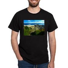 Pemaquid Point (caption) T-Shirt