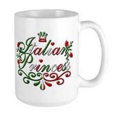 Italian Princess Adorable Mug