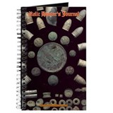 Full Color Civil War Relic Hunter's Journal