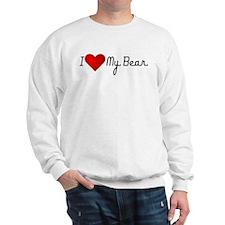 I Heart my Bear Jumper