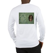 Long Sleeve T-Shirt w/ Trollope Quote
