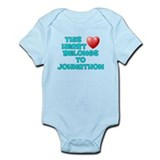 This Heart: Johnathon (E) Infant Bodysuit