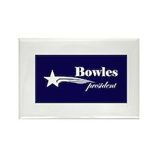 John Taylor Bowles president Rectangle Magnet