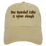 Never enough: Bearded Collie Hat