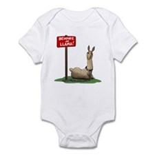 Beware of Llama Body Suit