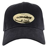 Two Studebakers on Baseball Hat