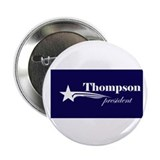"Fred Thompson president 2.25"" Button (100 pack)"