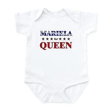 MARIELA for queen Infant Bodysuit