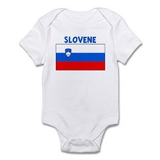 SLOVENE Infant Bodysuit