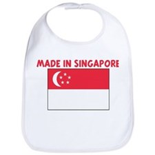 MADE IN SINGAPORE Bib