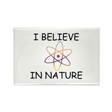 Religious science Rectangle Magnet