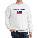 PROUD TO BE A SLOVAK MOM Sweatshirt
