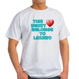 This Heart: Lazaro (E) T-Shirt